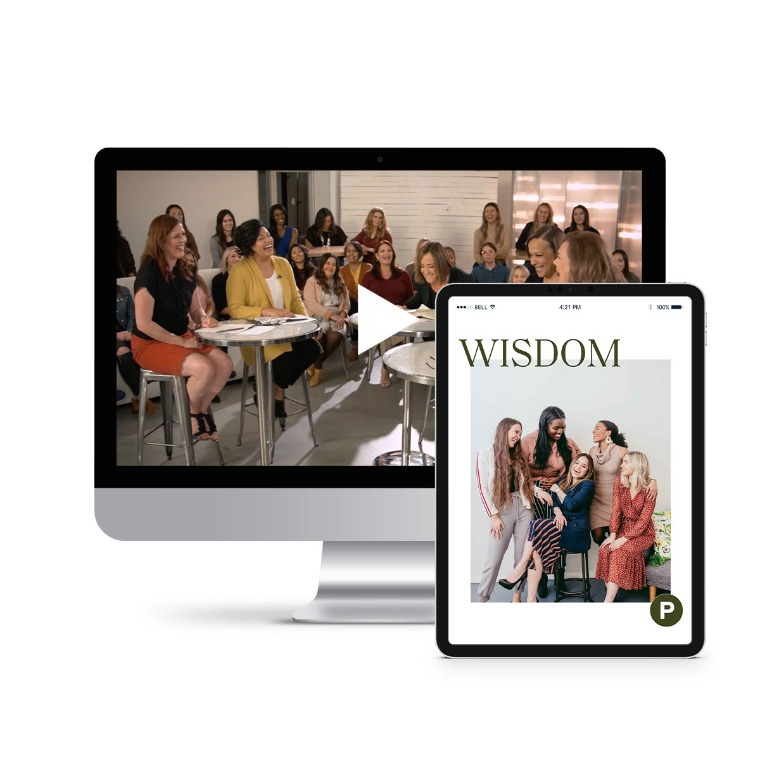 Propel Women group study - Wisdom Leader Kit (videos and downloadable workbook)
