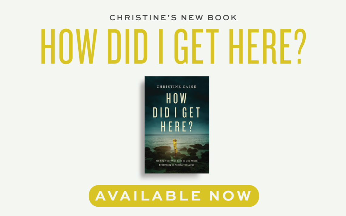 How Did I Get Here? Available Now