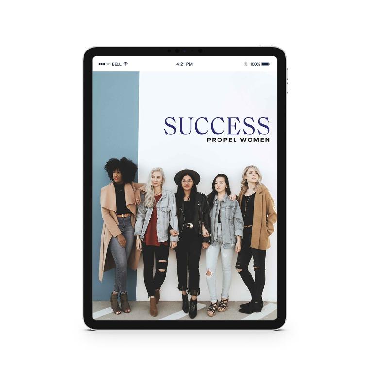 Propel Women group study - Success Downloadable Workbook