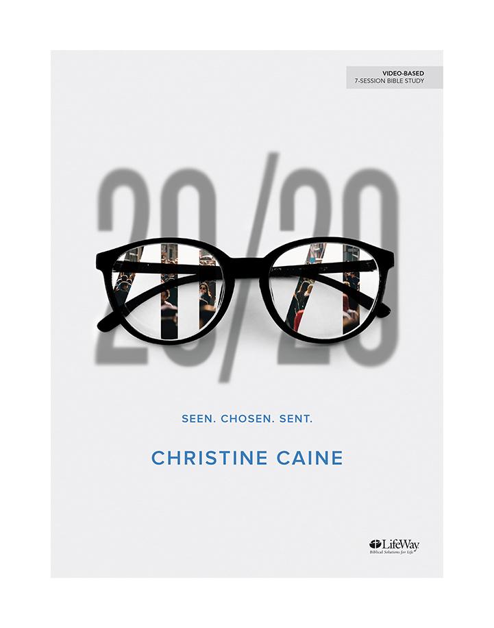 20/20 Christine Caine Study Book
