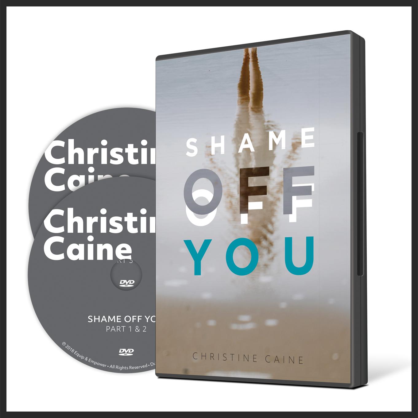 Shame Off You DVD