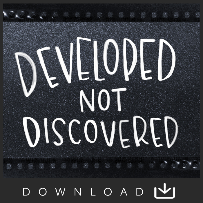 Develop Not Discovered