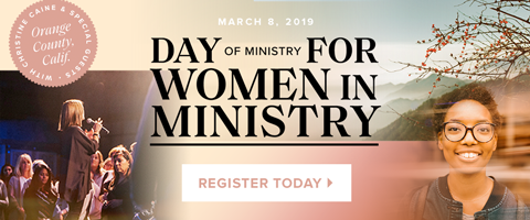 Day of Ministry For Women In Ministry – March 3, 2019 – Register Today