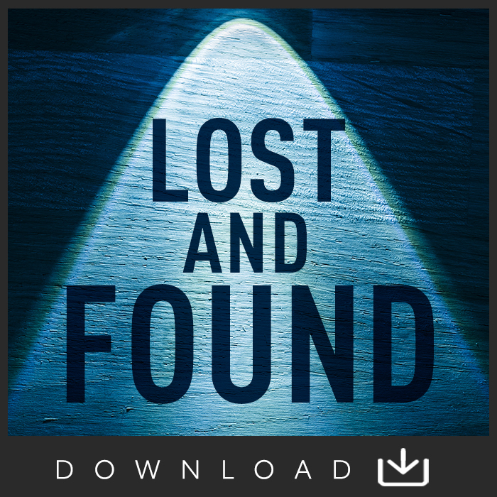 Lost And Found Digital Download