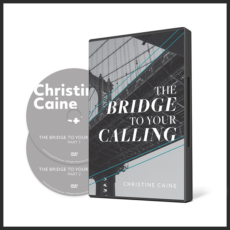 The Bridge To Your Calling Christine Caine