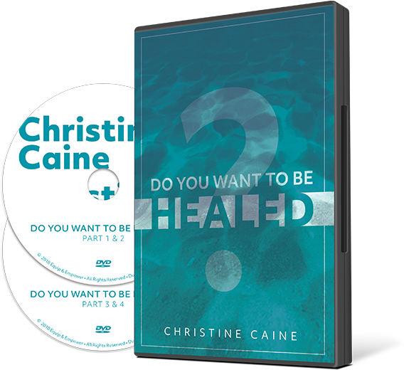 Do You Want To Be Healed? Christine Caine