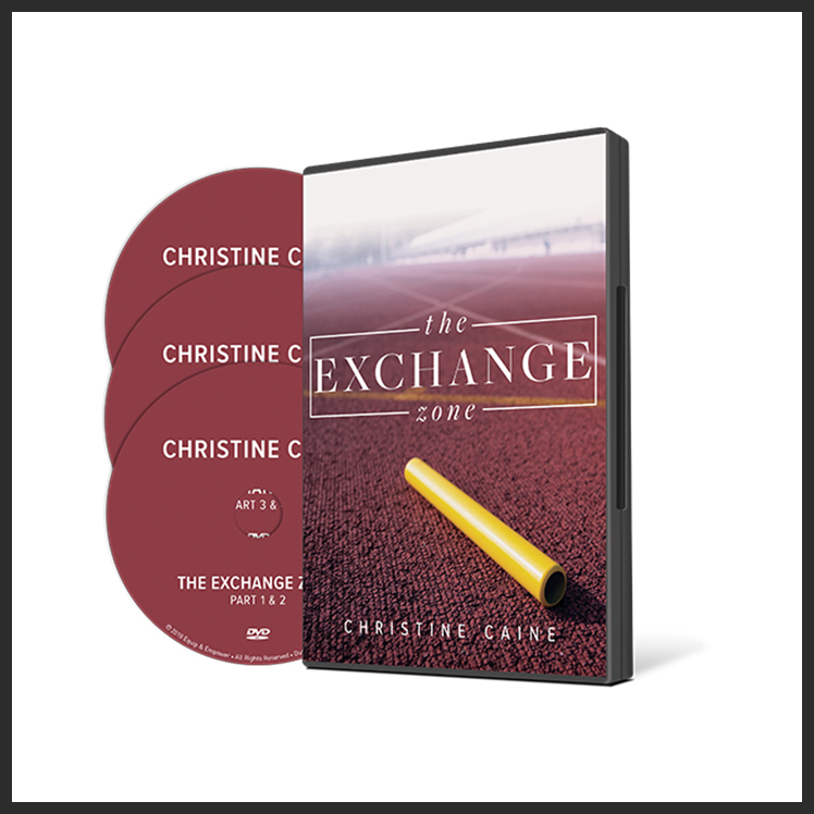 The Exchange Zone DVD