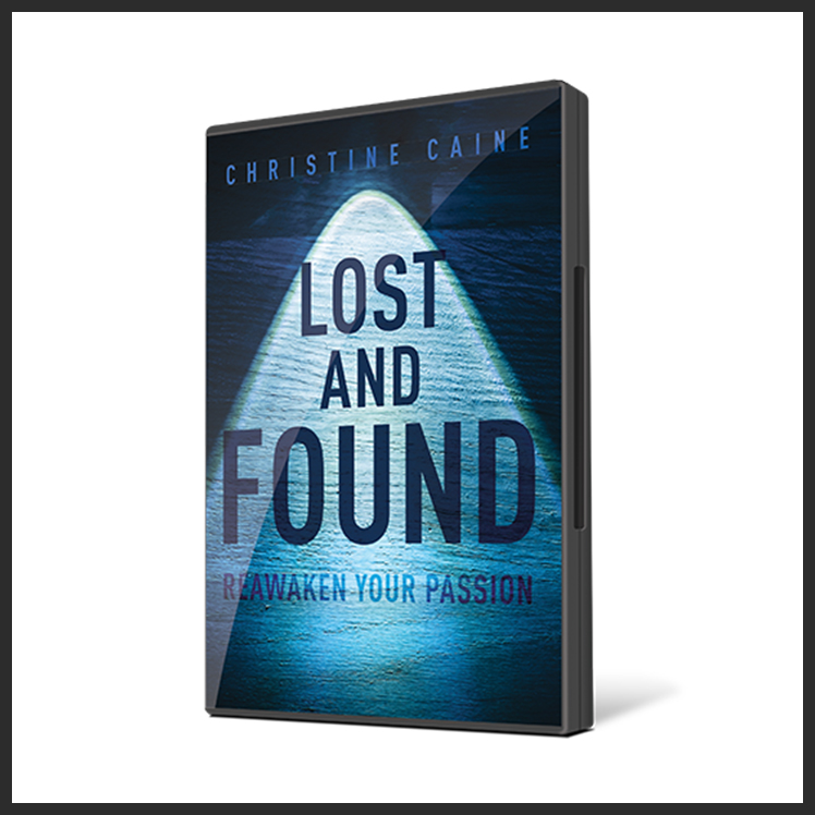 Lost & Found Christine Caine