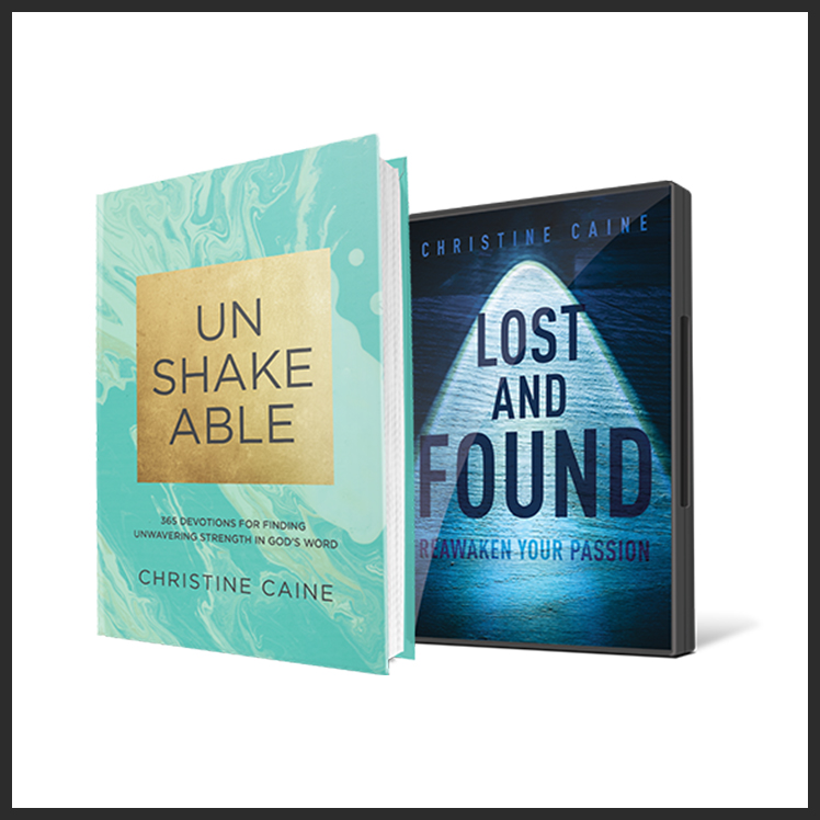 Unshakeable and Lost & Found