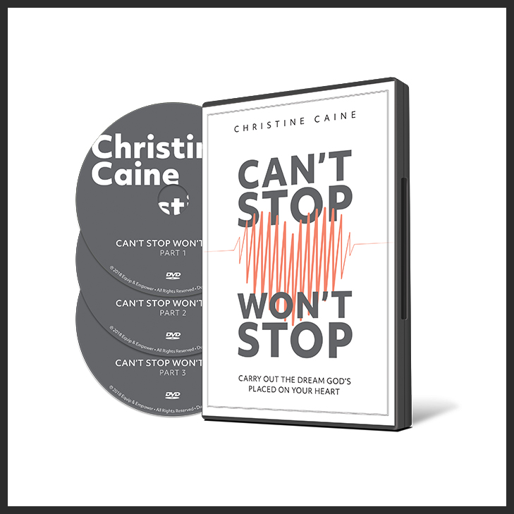 Can't Stop, Won't Stop DVD Series
