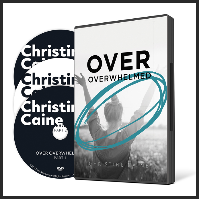 Over Overwhelmed