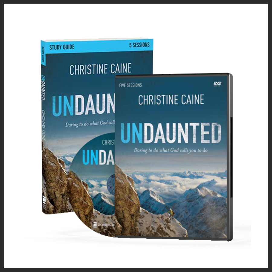 Undauned Study Guide & DVD