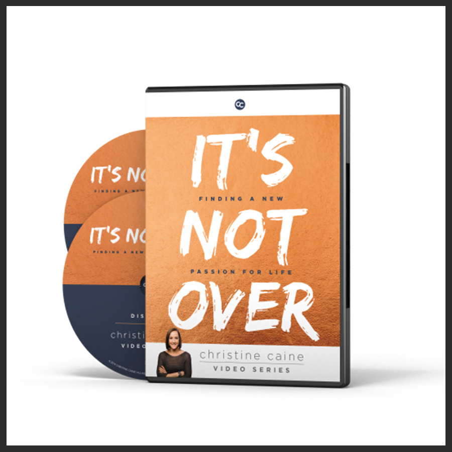 It's Not Over DVD