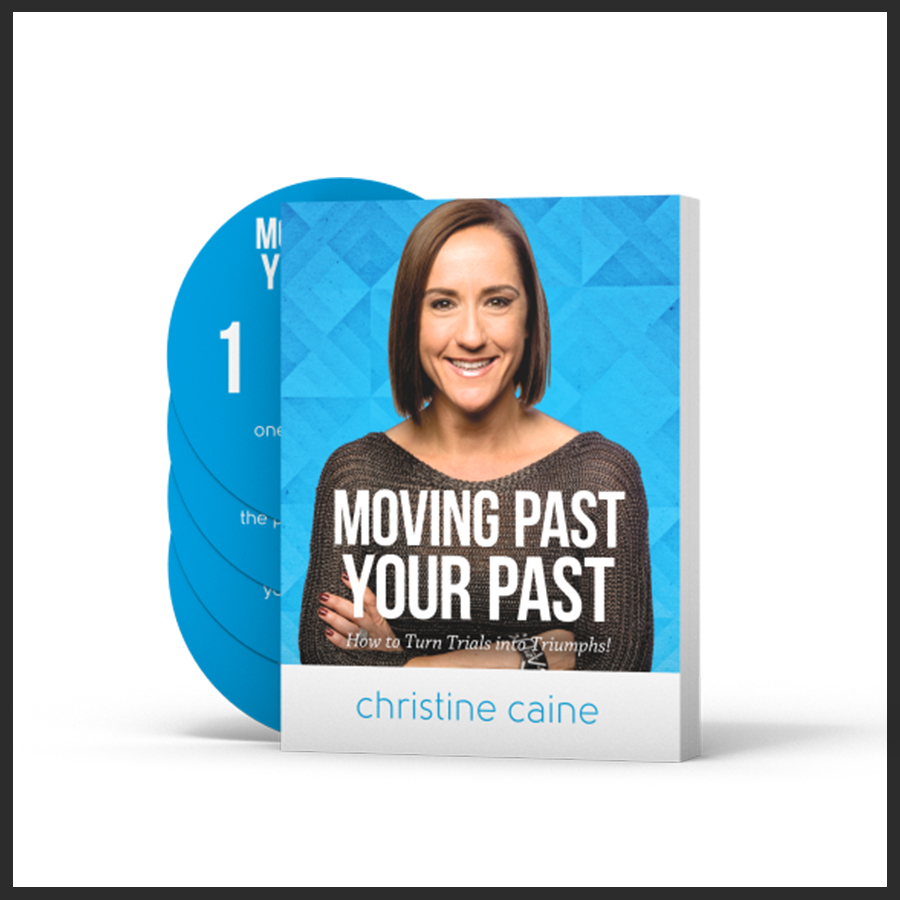 Moving Past Your Past DVD