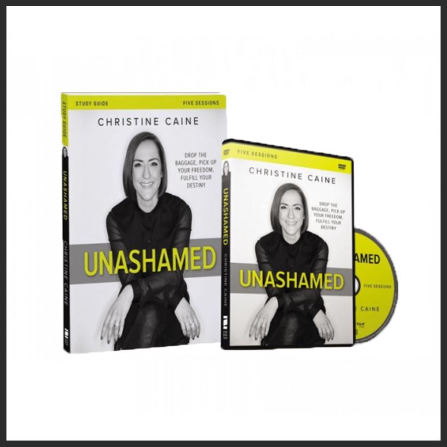 Unashamed Study Guide & DVD