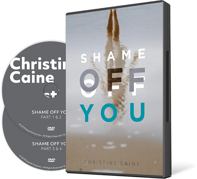 Shame Off You Christine Caine