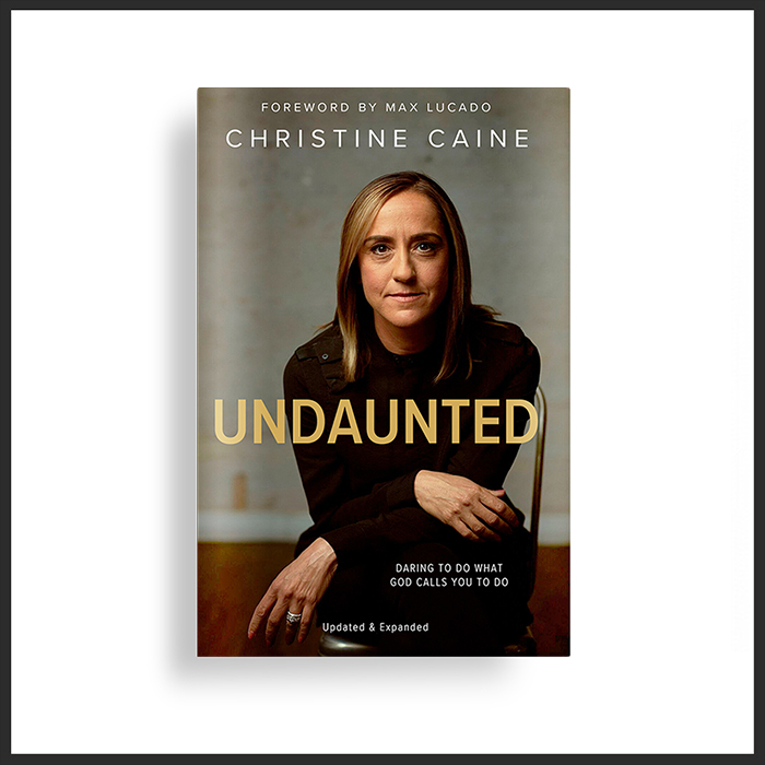 Undaunted Book 2019