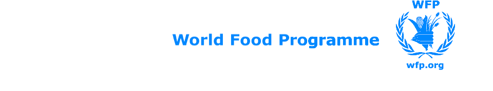 WFP and GDG logo