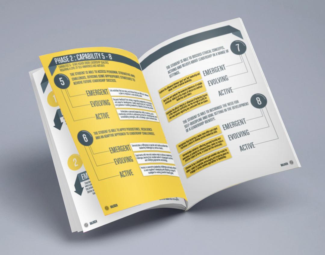 Leadership Development Framework - Halogen