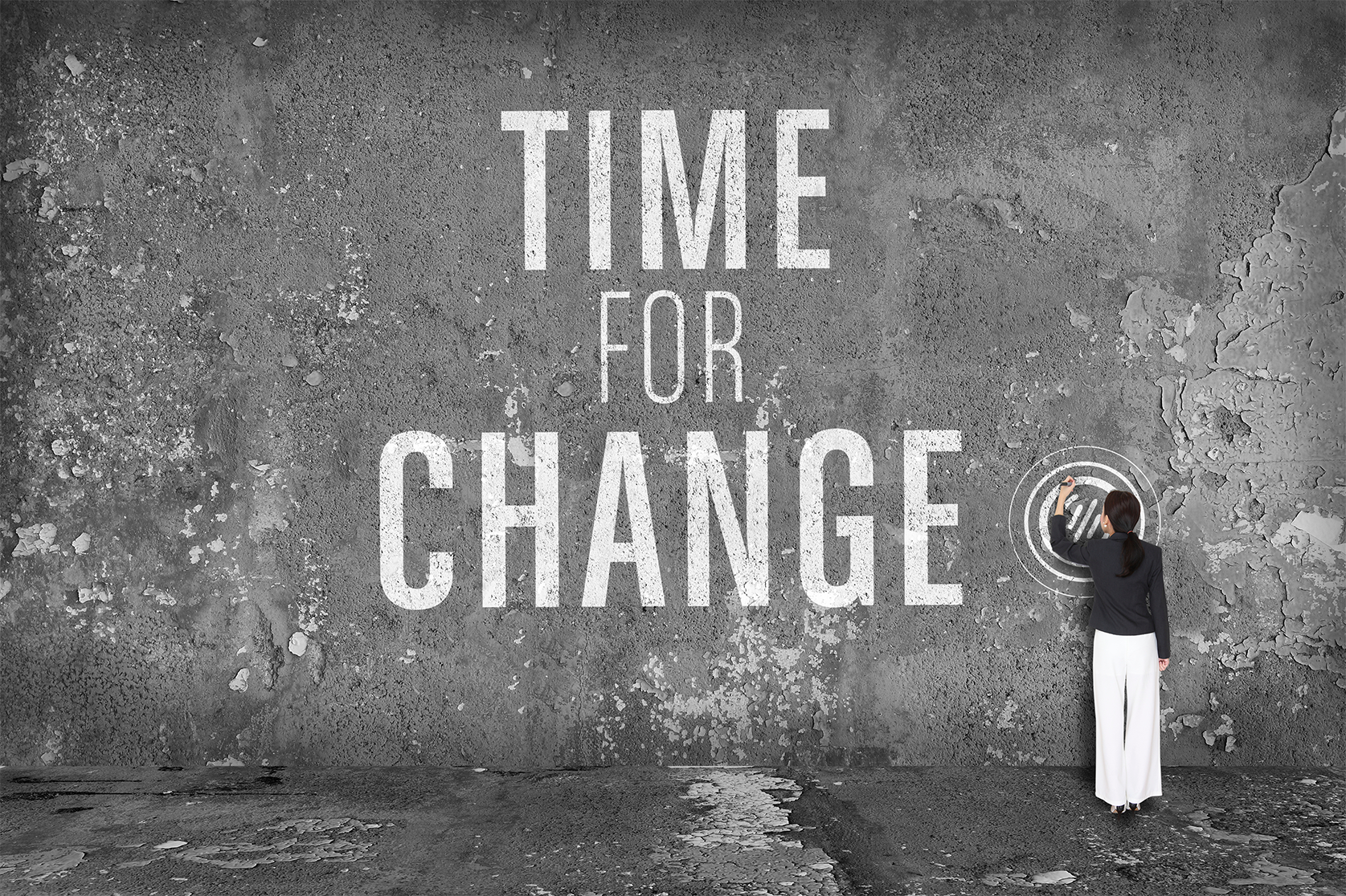the greatest challenge of change halogen